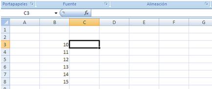 Fórmula, Fila, Row, Tips, Excel funciones fila y columna en excel