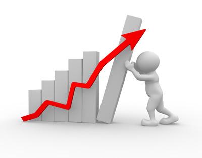 Gráfico con línea de tendencia