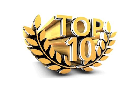 Sumar el top 10 de una tabla