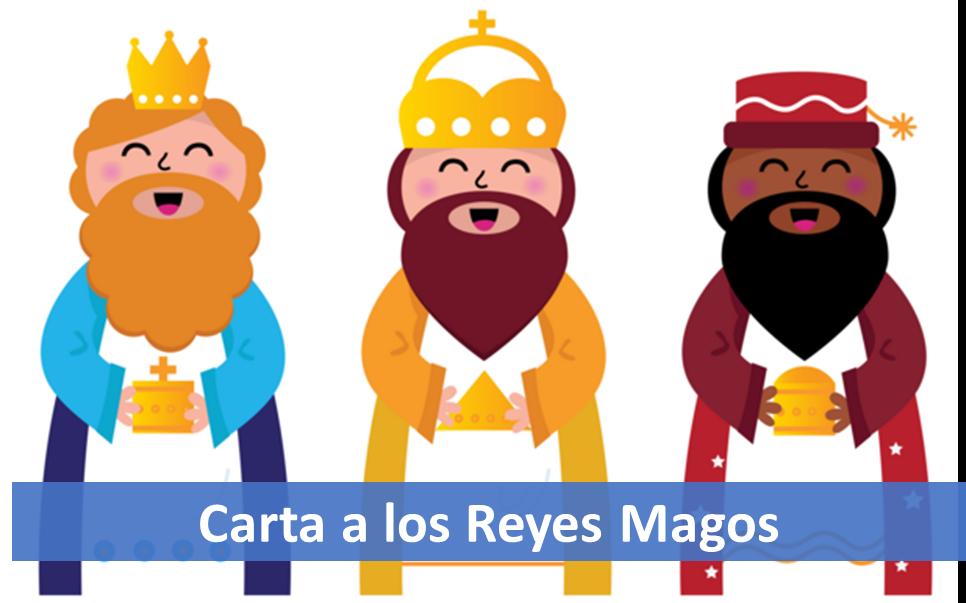 Carta a los Reyes magos Excel y VBA