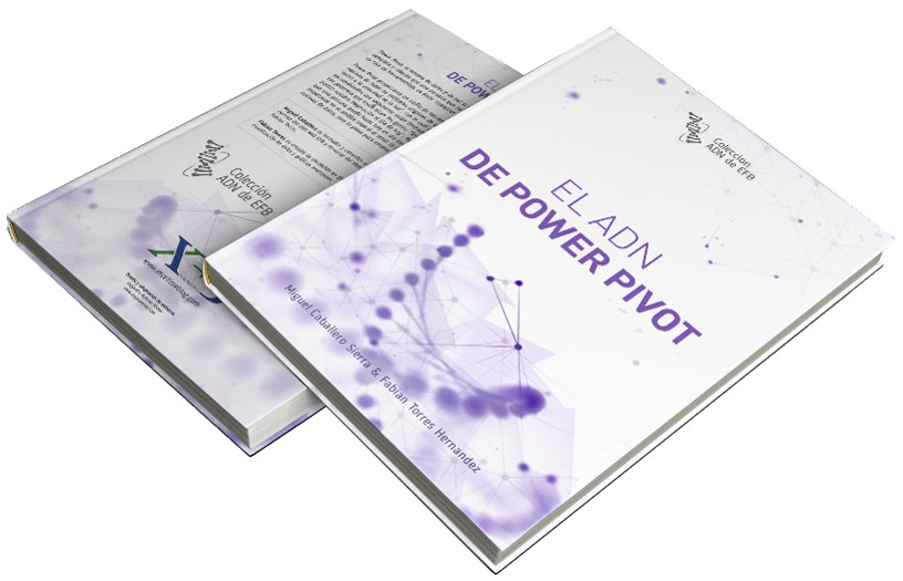 El ADN de Power Pivot libro