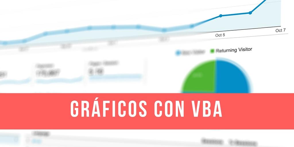Crear y modificar gráficos con VBA
